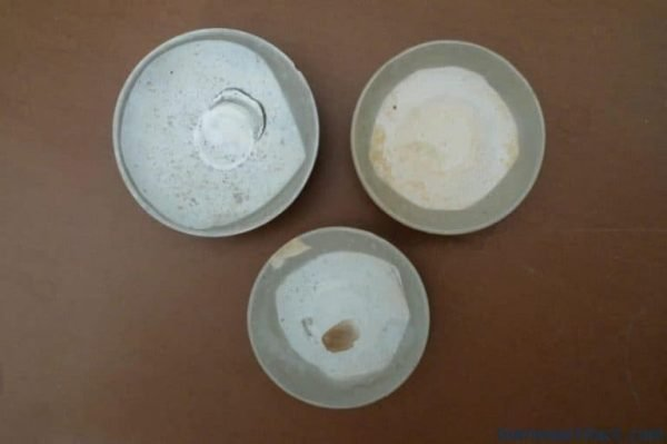 THREE SUNG / SONG (960-1279) DISH / PLATE / BOWL Authentic Chinese Porcelain #1