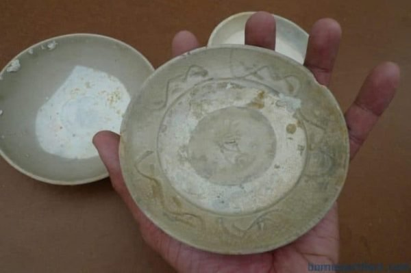 Chinese Porcelain Ceramic