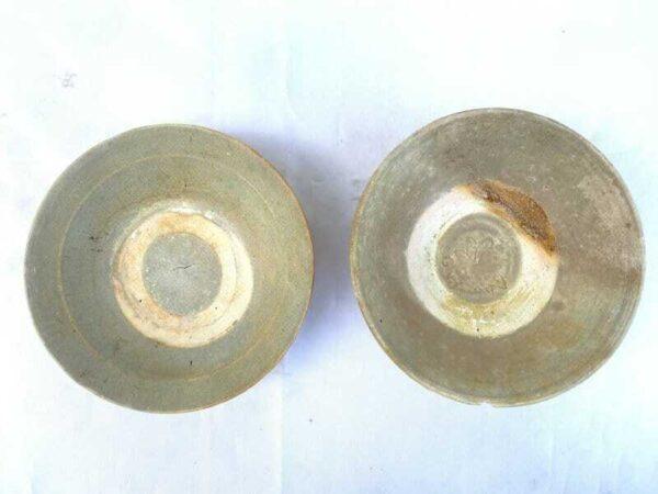 Antique Aged Porcelain