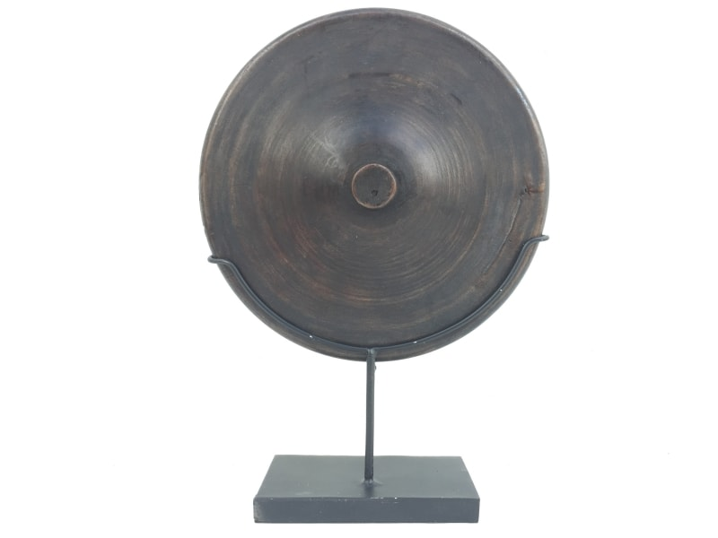 MEGASIZE SPINNING TOP, MEGASIZE SPINNING TOP XXXL 280mm/11 GASING Spintop Traditional Tribal Game Asia