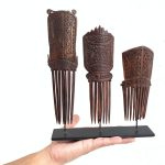 Tusuk Konde Tanimbar / Crown (W Stand) Hairpin Headdress Crown Hair Head Jewelry