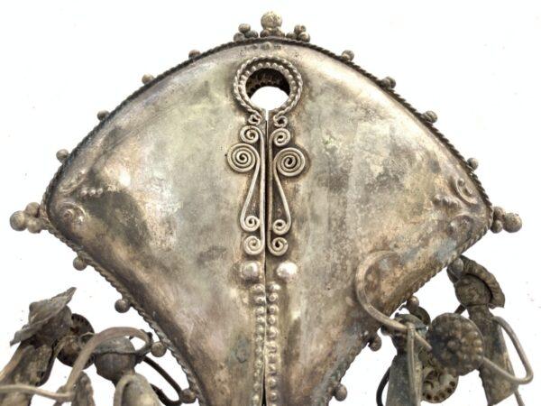 6.) SUPERSIZE XXL 185mm SUMBA MAMULI Body Jewelry Ornament Earring Pendant Jewel