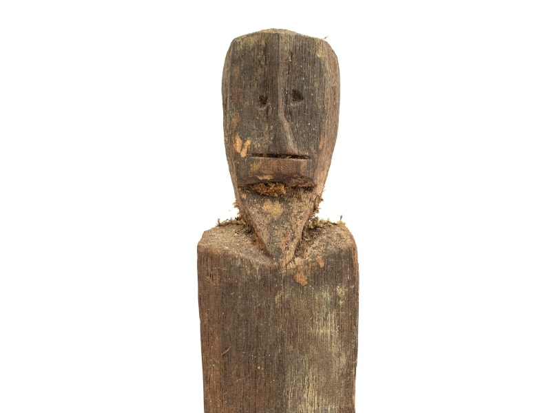 ANCESTRALIBANPOLEGuardianImagesStatueSculptureIconFigureDayakBorneo#