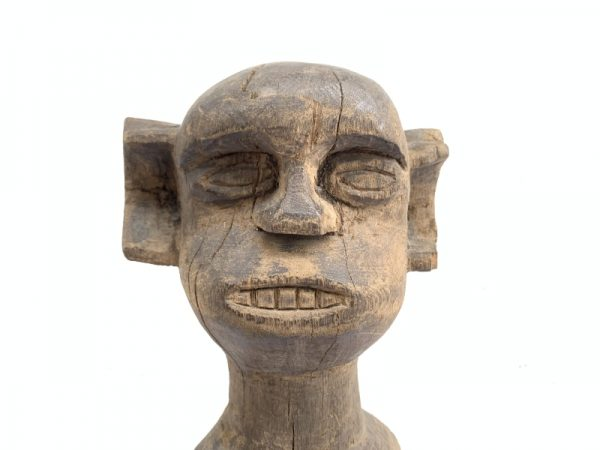 GALLERY ANCESTRAL STATUE Amputated Figure Icon Image Sculpture Flores Nias Papua