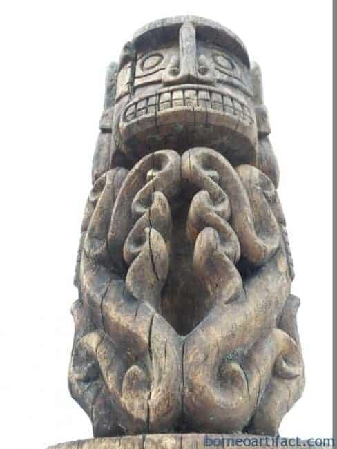 Korwar Statue
