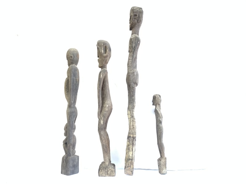 primitive art figure