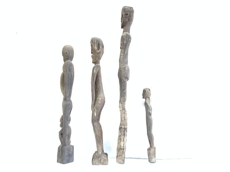 primitive art figure
