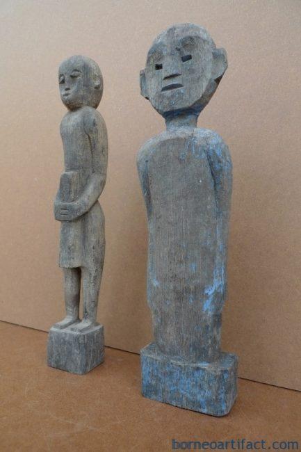 Antique Borneo Figurine