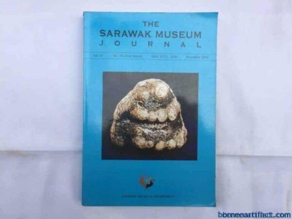 Archaeology BOOK Stegodon : The Sarawak Museum Journal Natural & Human Science