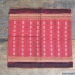 FREE POSTAGE Ritual textile HANDMADE SKIRT Dayak Borneo SARONG LADIES GARMENT #9