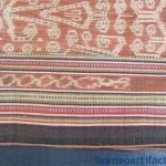 Dayak Iban Ikat Bidang Textile SKIRT DRESS SARONG LADIES GARMENT OUTFIT #126