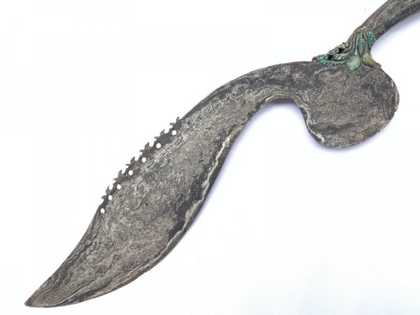 500mm KUJANG JAWA BARAT Knife Weapon Blade Dagger Sword Parang Keris Machete #2
