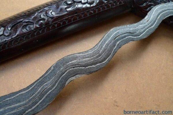 E.)KRISGabilanMaduraLukBLACKMAGIC(PamorADEQ)KnifeWeaponSwordKeris