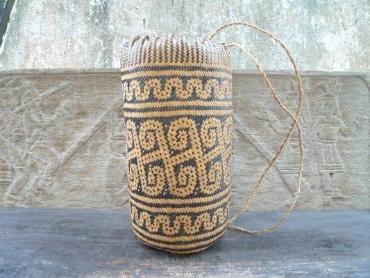 traditional ajat bag