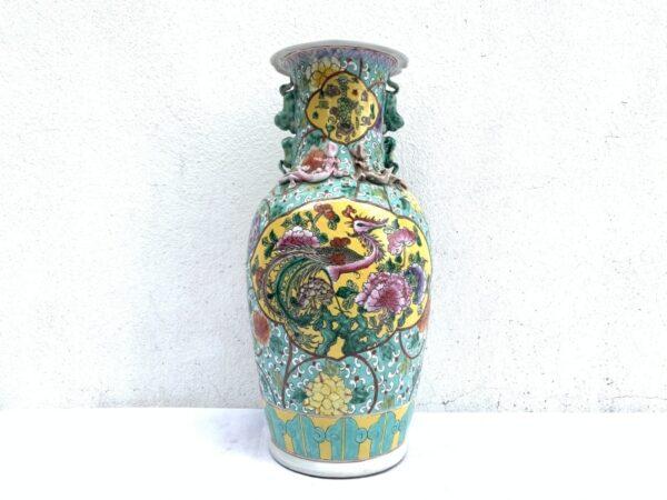 peranakan vase