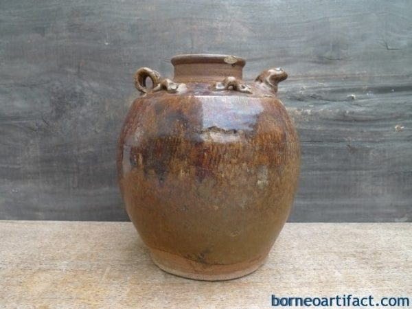 antique vase, ANTIQUE Vase WINE TEAPOT KETTLE JAR Ching / Qing Dynasty (1644-1912) Pot Pottery