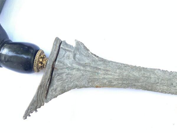 (AGED KERIS MINANG: Straight Blade) Knife Weapon Sword Dagger Kris Kriss Asian