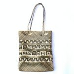 traditional rattan bag
