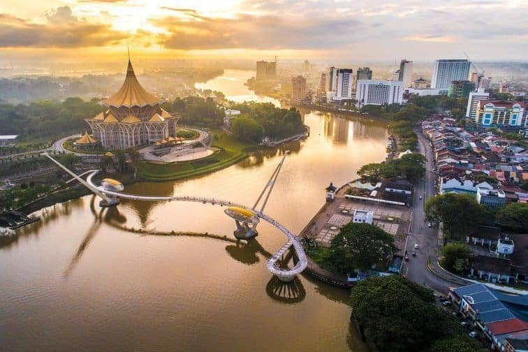 kuching attractions