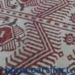 Tribal textile Pua kumbu