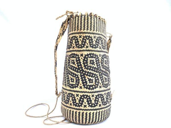 rattanajatmm(butterflypattern)handmadebagbackpackhandbagtribalcarrier#