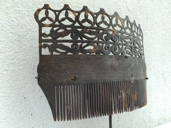 TRIBAL HEADDRESS 185mm CROWN Head Jewelry Body Adornment Asia Asian Antique Artifact