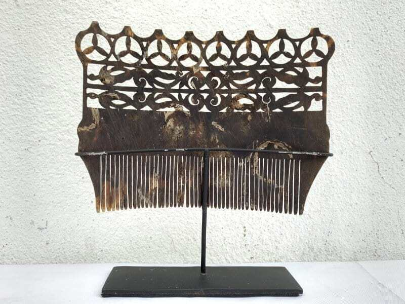 ... TRIBAL HEADDRESS 185mm CROWN Head Jewelry Body Adornment Asia Asian  Antique Artifact ...