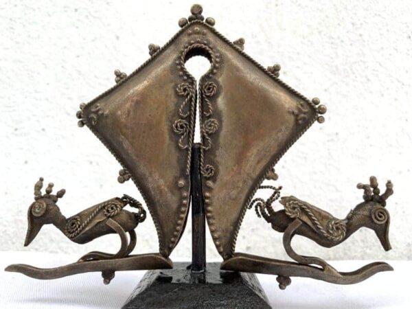 pendant, 4.) Vintage Sumba Mamuli Jewelry Body Ornament Earring Pendant Tribal Jewel