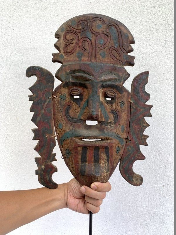 Dayak Mask
