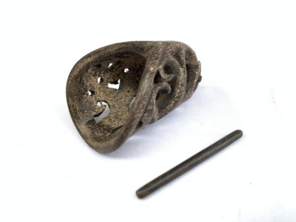 AMPALLANG PIERCING 60mm Genital Barbell Penis Adornment Tribal Sex Palang Apadravya